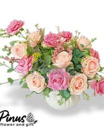 Bunga Meja Plastik - Royal Delight Artificial