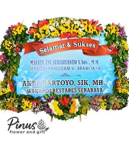 Bunga papan duka 1