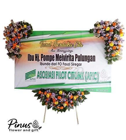 Bunga Papan Duka Cita - Eternal Glorification
