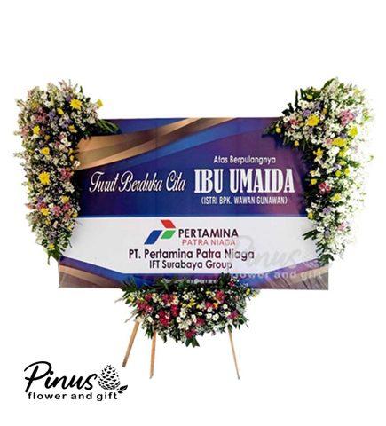 Bunga Papan Duka Cita - Heaven Sympathetic