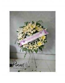 Bunga Papan Duka Cita - Sincerity Condolence