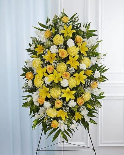 Standing Flower 004