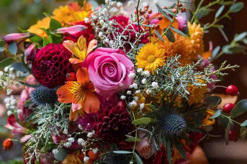Bunga Meja 5