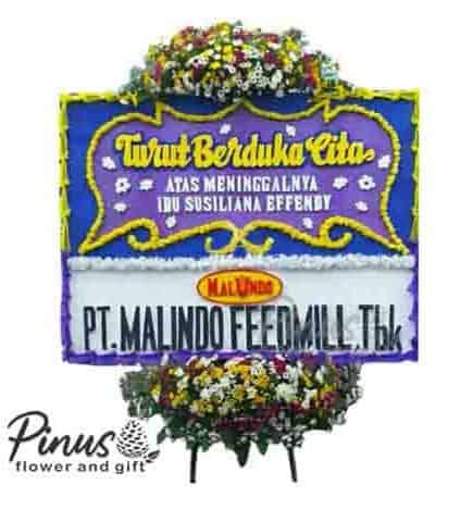 Home Bunga Papan - Sweet Comfort Purple