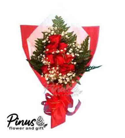 Bunga Ucapan Selamat - LA Mera Roses