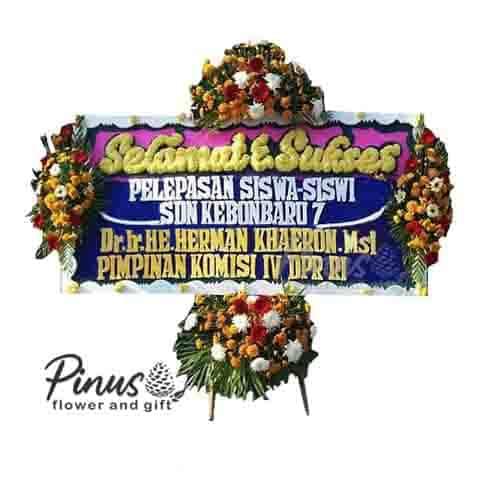 Bunga Papan - Success Ahead Yellow