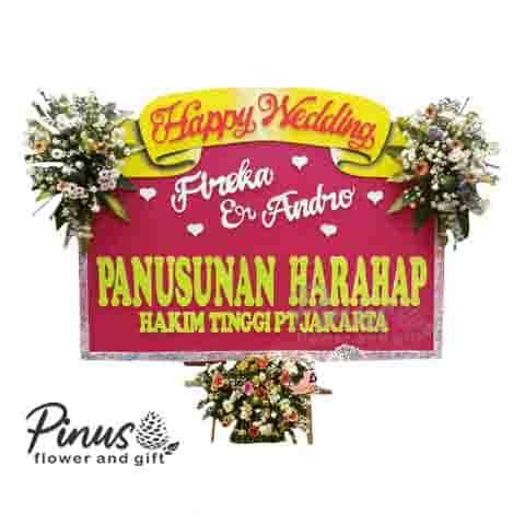 Bunga Papan - Congratulation Demian