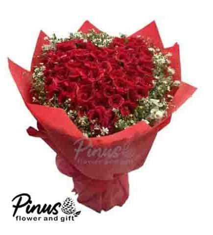 Bunga Ucapan Selamat - Barbara Roses