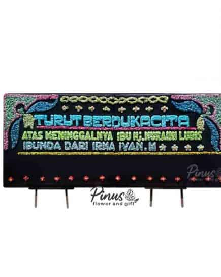 Home Bunga Papan - Mourning Floral