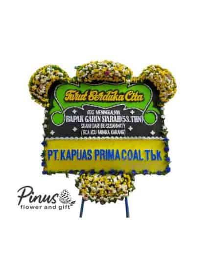Home Bunga Papan - Heaven's Hill Yellow