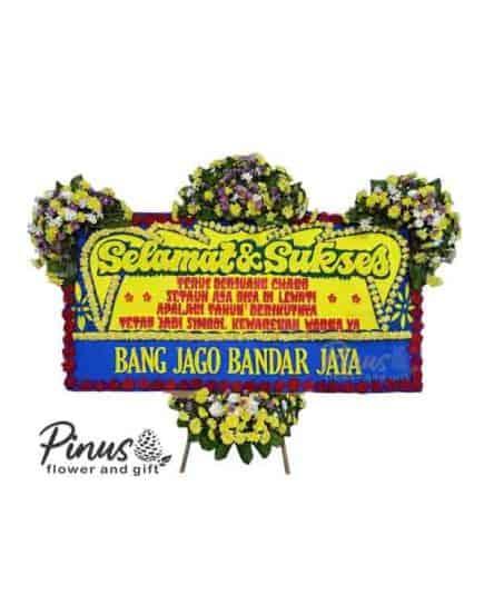 Bunga Papan - Sweet Romance Colourful