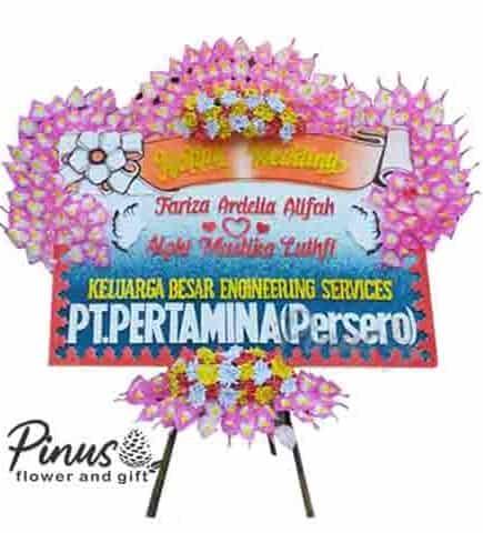 Bungs Papan - Eternal Love Pink