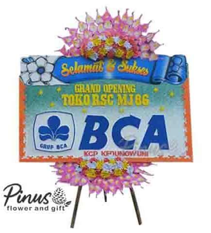 Bunga Papan - Congratulation Opening
