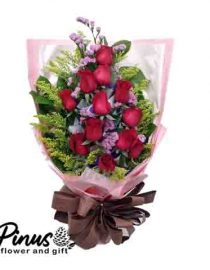 Home Hand Bouquet - With Lovers