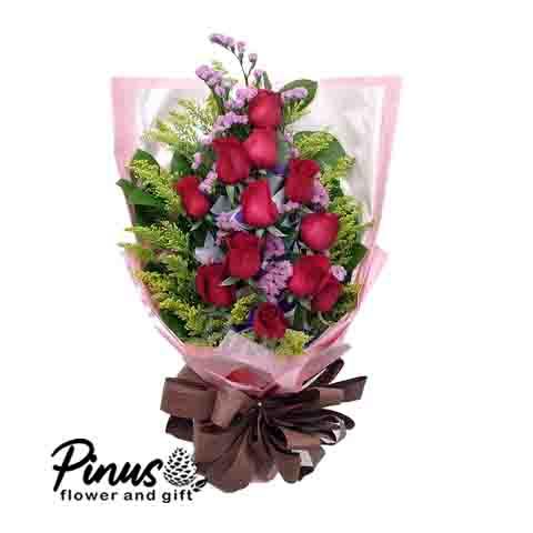 Hand Bucket Surabaya - Violet Rose