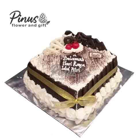 Kue Tart Surabaya - Blackout Chocolate Tart