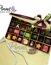 Hampers - Christmas Chocolate Day Hampers