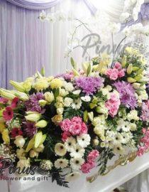 Bunga Papan Duka Cita - Bunga Peti Mati 4