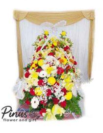 bunga peti mati