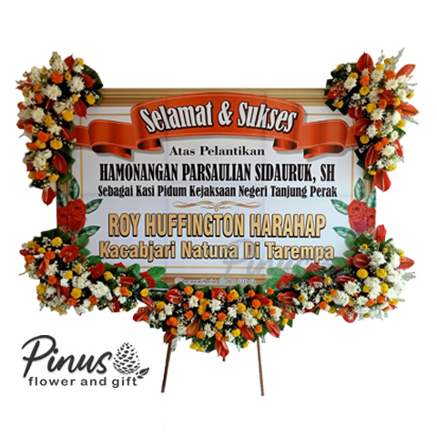 Bunga papan - Succesfull Surabaya