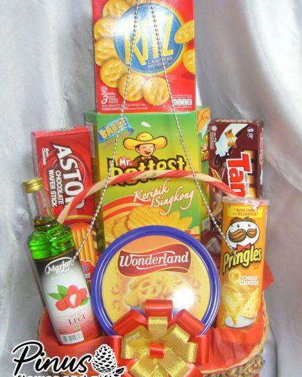 Parcel Natal - Parcel Natal Snack