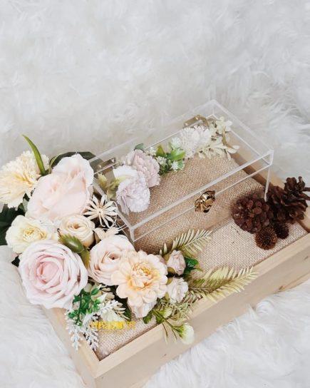 Anniversary Gift - Jewelry Gift Box