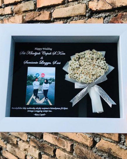 Anniversary Gift - Everlasting Love Dried Flower