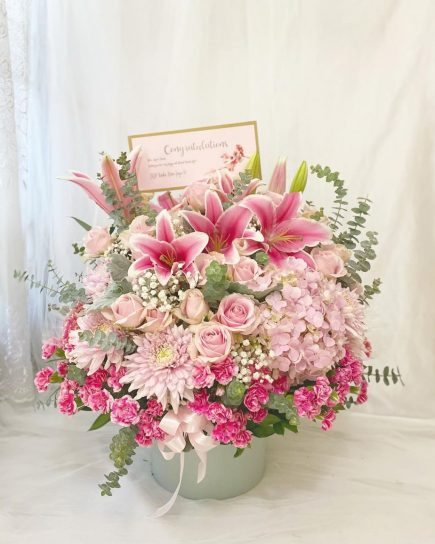 Anniversary Gift - Hugs and Kisses Bouquet