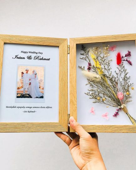 Anniversary Gift - Forever Yours Dried Flower