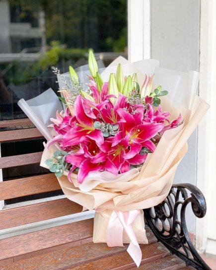 Anniversary Gift - Hello Beautiful Bouquet