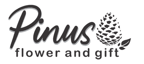 logo pinus florist