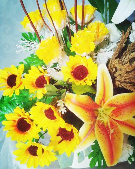 Bunga Artificial 7